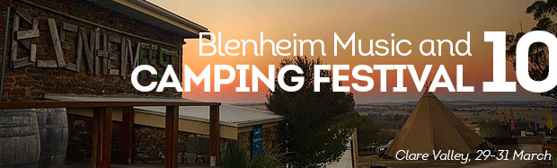 Blenheim Music and Camping Festival